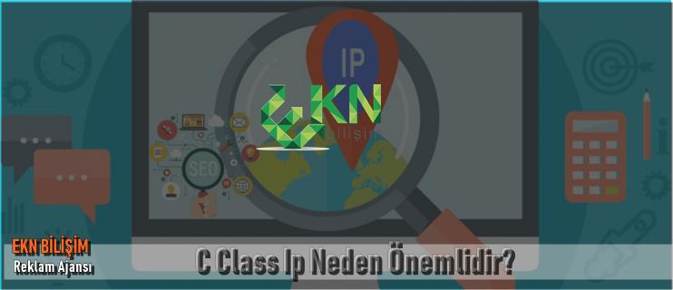 C Class IP Nedir
